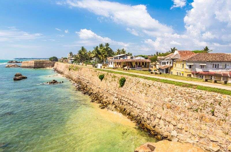 Fort Galle<br>